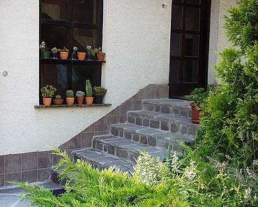 porphyry stairs